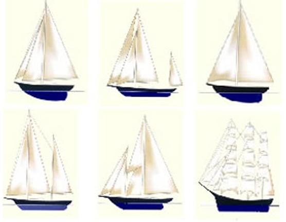 test - sai riconoscere una barca a vela?