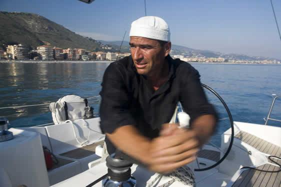 Scuola Vela - Beppe Veirana Skipper