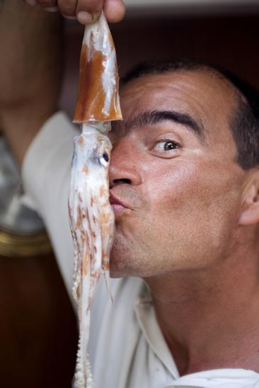Beppe Veirana e la Gastronautica